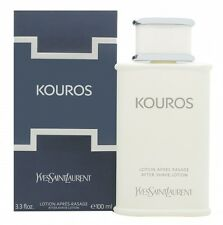 YVES SAINT LAURENT KOUROS AFTERSHAVE SPLASH 100ML - MEN'S FOR HIM. NEW