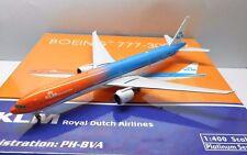 1/400 Phoenix KLM B777-300ER PH-BVA Orange Pride