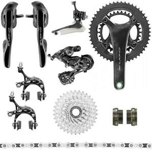 New Campagnolo Chorus 12sp. Cycling Groupset 172.5mm 52-36T / 11-32T
