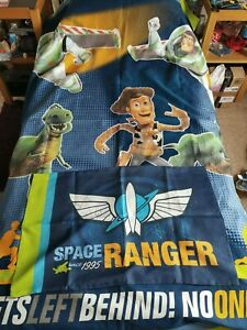 Toy Story Single Duvet Cover & Pillowcase
