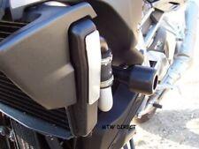 Aprilia Tuono (2006) R&G Racing Classic Round Crash Protectors CP0177BL Black