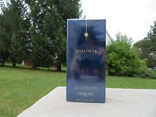 NIB Sealed - Guerlain Shalimar Fragrance Body Lotion - FULL SIZE - 6.8 fl. oz.