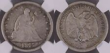 1875-S Twenty Cent Piece * NGC F12 * See Pics * FREE SHIPPING