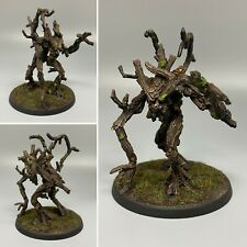 GAMES WORKSHOP LORD OF THE RINGS THE HOBBIT ENT TREEMAN TREELORD PAINTED METAL