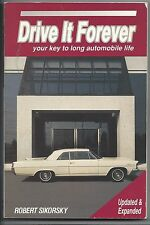 1983 Drive It Forever - Your Key To Long Automobile Life - Robert Sikorsky