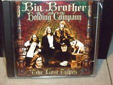 "BIG BROTHER AND THE HOLDING COMPANY ""THE LOST TAPES""  U.S CD"
