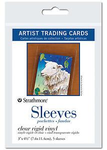 Strathmore Art Trading Card Sleeves