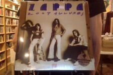Frank Zappa Zoot Allures LP sealed 180 gm vinyl reissue *pressed at Pallas*