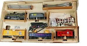 Vintage 027 Lionel Mickey's World Tour Train Set Complete in Original Box 11721