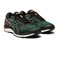Asics Womens Gel-Cumulus 21 Running Shoes Trainers - Black Green Sports