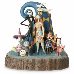 Disney Traditions What A Wonderful Nightmare Before Christmas Figurine Ornament