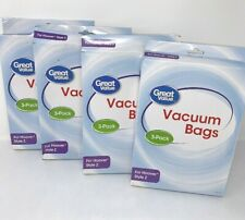 Generic Hoover Style Z Bag 2336 Upright Vacuum Bags Replacement 12 ct
