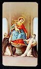 SANTINO VERGINE DEL ROSARIO DI POMPEI IMAGE PIEUSE - HOLY CARD- Heiligenbild
