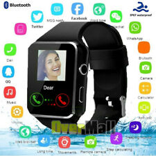 2021 Luxury Bluetooth Smart Watch Unlocked Phone for Women Men Boy Android Phone