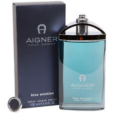 Aigner pour Homme blue emotion After Shave Lotion for man 100 ml