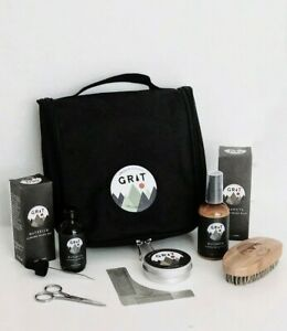 Beard Care Kit From Green Mountain Grooming co. (Dapper scent)