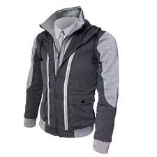 2018 collar delgado americanas moda chaquetas de abrigo Casual Tops de moda