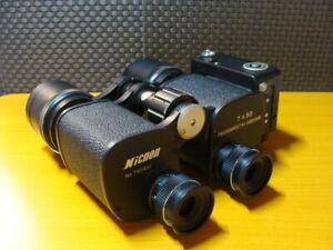 "Nichiryo Nicnon - Fernglas 7x50+ Ricoh Teleca Kamera ""Sammlerstück"" - RAR"