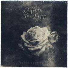 More Than Life - What's Left of Me [New CD] UK - Import