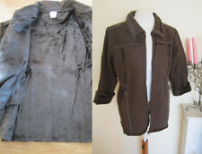 V-Neckline Hippie Casual Coats & Jackets for Women