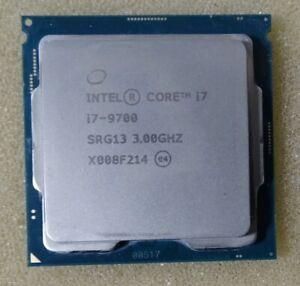 Intel Core i7-9700K 3.6 GHZ 8-Core Processor LGA1151