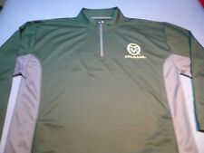 Knights Apparel Colorado State Csu Rams 2Xl Brand New Pullover Jacket Xxl Nwt
