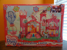 My Little Pony Celebration Castle Music Light Sound House Mansion Toy Playset