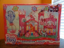 My Little Pony Celebration Castle Music Light Sound House Mansion Toy Playset