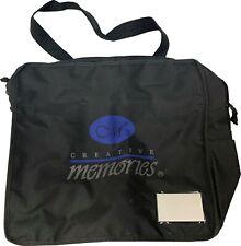 Creative Memories Album Satchel, Tote, Scrapbooking Bag, Case, Organizer Storage