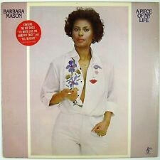 BARBARA MASON A Piece Of My Life LP 1980 PHILLY SOUL (PROMO COPY) NM- NM-