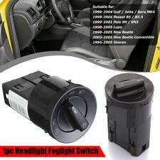 Headlight Fog Light Switch For VW Golf Jetta Bora MK4 Passat B5 B5.5 New Beetle