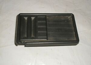 1982 Delorean DMC 12 OEM Ash Tray - Cracked Around Trim Ring
