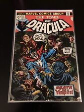 Tomb of Dracula 13 - Origin of Blade (Eric Brooks) - Mid Grade