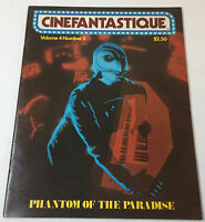 1975 Cinefantastique V.4 #2 ~ PHANTOM OF THE PARADISE