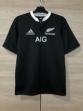 All Blacks Rugby 2013-2014 Home Adidas Jersey Shirt Trikot New Zealand size S