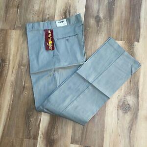 Las Mejores Ofertas En Pantalones De Poliester Regular Wrangler Para Hombres Ebay