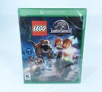 LEGO Jurassic World Xbox One Brand New Sealed