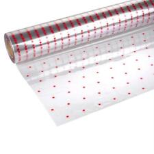 APAC Cellophane Gift Wrap Red, Baby Blue, Gold, Pink, White, Silver & Purple