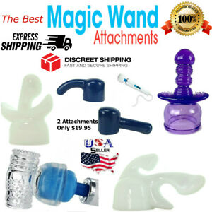 Magic Wand Attachment Fits Hitachi Magic Wand Vibratex HV-270 & HV-260 Fast Ship