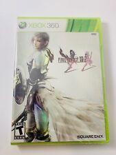 Final Fantasy XIII-2 (Microsoft Xbox 360, 2012) NEW