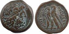 Egypte, Ptolomée VI (170 -145 av J-C), bronze AE29 - 65
