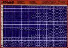 Stihl pièce de rechange listes _ moteur sciage _ microfich _ fich _ 2/99_lsg _ Logosol _ e _ USG _ HOS _ FG...