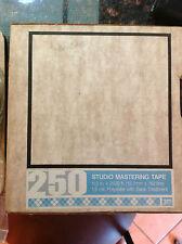 "Scotch 3M 1/2"" Recording tape 250"
