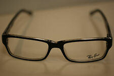 RAYBAN  EYEGLASSES  5169  CRYSTAL  BLACK  2034 54MM EYE  AUTHENTIC  NEW/CASE