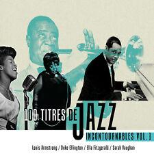 4 CD - 100 titres de jazz incontournables - Volume 1