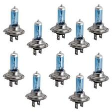 10x H7 lampade alogena fari lampadine luci bianco 90/100W 12V lunga durata