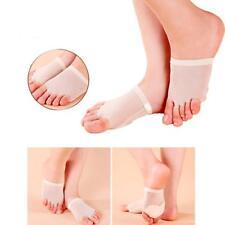 Las mujeres del ballet de la danza del pie de protección de la correa de