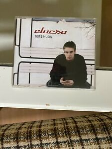Clueso - Gute Musik   Promo CD   FOR 8025 2   2004   selten