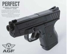 Academy #17231 PERFECT Spring Powered Pistol Airsoft Hand 6mm BB Gun Toy