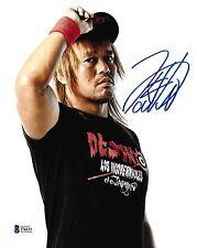 Tetsuya Naito Signed 8x10 Photo BAS COA New Japan Los Ingobernables de Japon WWE